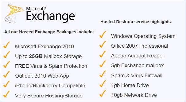 Micrsoft Exchange Hosting | JDM Computing